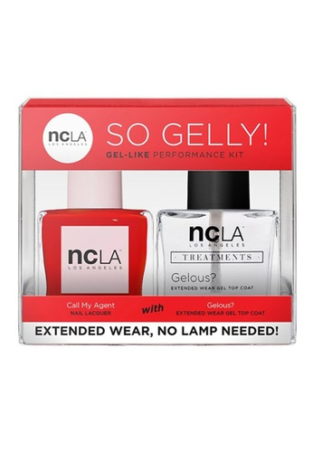 NCLA red NCLA Call My Agent Kit NC633BE93OWOSG_1