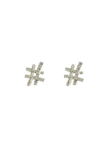 La Miina silver Crescendo Petite Silver Earrings 11B17ACE8A6DF5GS_1