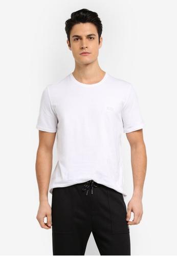 BOSS white Mix & Match T-Shirt - Boss Body 8515FAA145C9D0GS_1