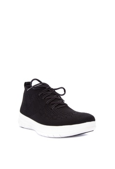 ef5a03fae01 31% OFF Fitflop Uberknit Slip-On High Top Sneaker Php 6