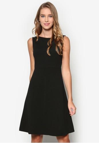 Essential 無袖傘擺洋裝, 服飾, 正式esprit outlet 旺角洋裝