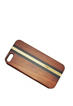 Red Oak Mixed Wood Wooden Phone Case - iPhone 6