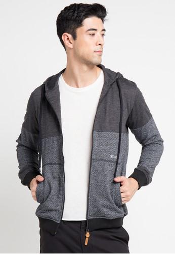 Cressida grey Hoodie Jacket K268 CR235AA0V4XGID_1