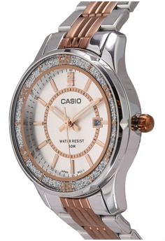 27dcfc73c37d 35% OFF Casio Casio LTP-1358RG-7AVDF Watch RM 343.00 NOW RM 223.00 Sizes  One Size