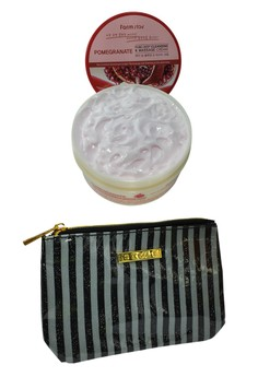 Pomegranate Pure Deep Cleansing & Massage Cream