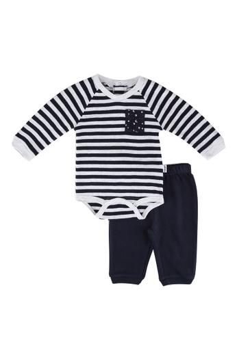 Babybol navy Baby 2 Piece Set 6166BKAE3BF3B1GS_1
