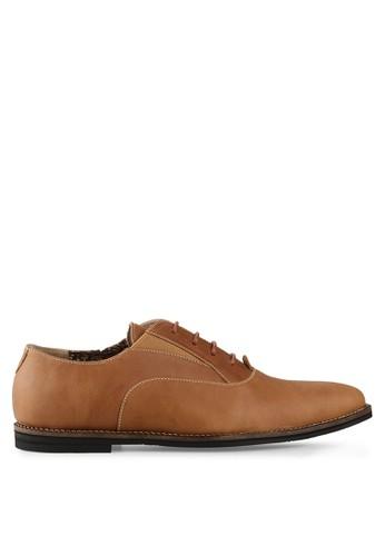 S.Baldo brown Devon Formal Shoes SB324SH18OXTID_1