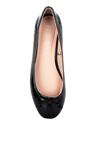 dc83c85edb Shop DEBENHAMS Principles Patent 'Calissa' Wide Fit Pumps Online on ZALORA  Philippines