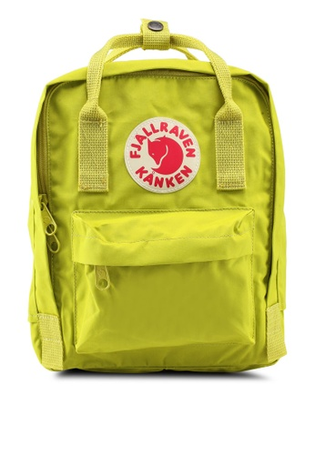 Fjallraven Kanken green Kanken Mini Backpack 09D1CACAC9F9C1GS_1