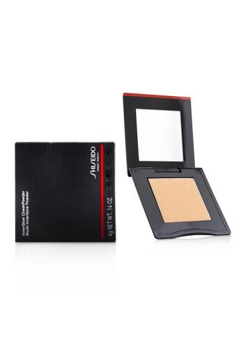 Shiseido SHISEIDO - InnerGlow CheekPowder - # 05 Solar Haze (Radiant Gold) 4g/0.14oz 8C8A5BEAB204FEGS_1