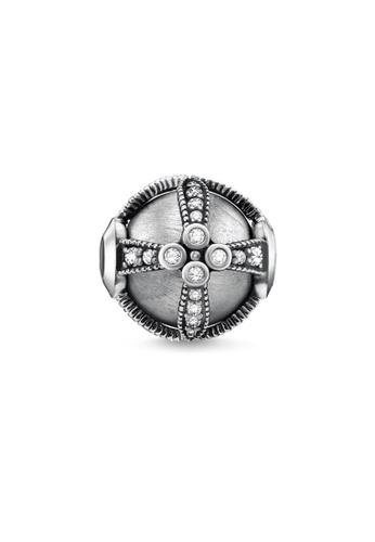 THOMAS SABO silver Karma Bead Royalty Silver 5B154AC8113D67GS_1