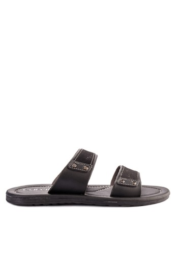 CARVIL black Carvil Sandal Casual Men Apparel-02 M Black 7AB29SHD932D0EGS_1