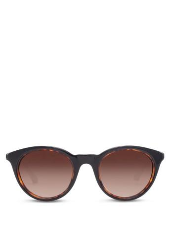 時尚圓框太陽眼鏡,esprit台灣門市 飾品配件, 圓框