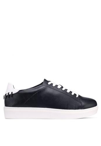 Call It Spring 黑色 Lulia Fashion Athleisure Sneakers 9A045SHCAFDA3DGS_1
