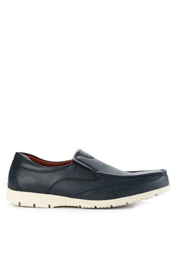 Watchout! Shoes navy Casual Loafer 82FD6SH9423F2DGS_1