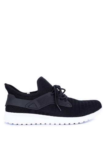H2Ocean black Cronus Sneakers Lace up BE0D0SH178D6FDGS_1