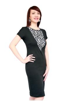 Lace Accent Dress Version 3