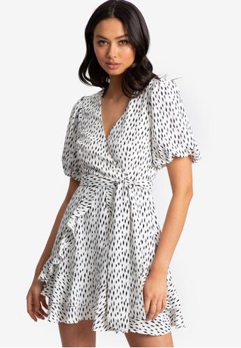 Tussah white Reanna Mini Dress BC265AAA8E2B1EGS_1