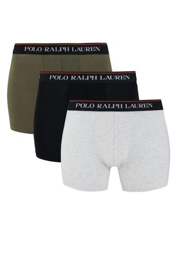 Polo Ralph Lauren multi 3-Pack Boxer Briefs E4EB4US17D9C30GS_1