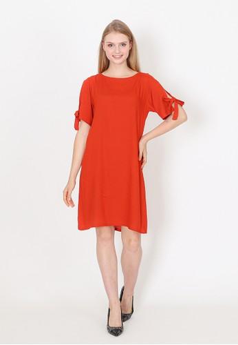 Honey orange honey dress csb 186 E544FAAC27C54FGS_1