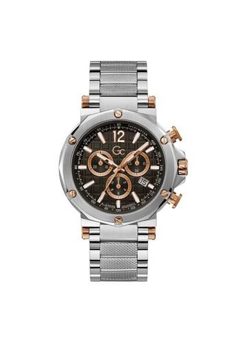 Gc Watch silver Guess Watch Gc Spirit Jam Tangan Pria Y53005G2MF 90CD0ACE85DC29GS_1