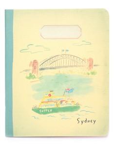 L'après-midi Mini Notebook - Sydney