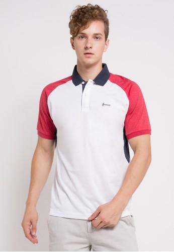 Hammer white Polo Fashion HA763AA0UKMQID_1