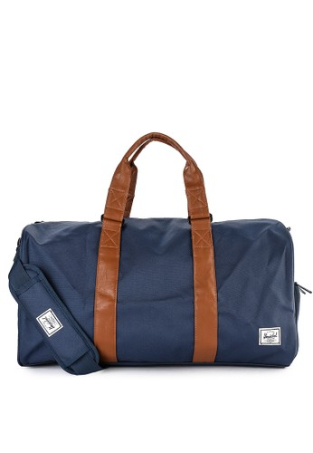 Herschel multi and navy Novel Mid-Volume Duffle 82A41AC90821C4GS_1