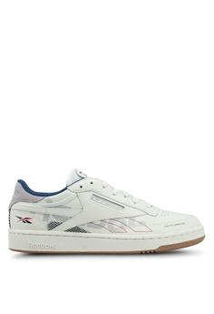 1624e327a03 Reebok white Alter The Icons 90 s Club C 85 Shoes 0A3C2SH5ABF8CFGS 1