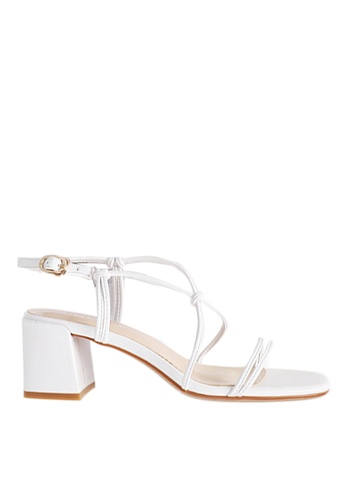 Twenty Eight Shoes Strap Heel Sandal 1800-6 56D7ASHE8BCDF8GS_1