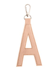 Letter A Milano Key Holder