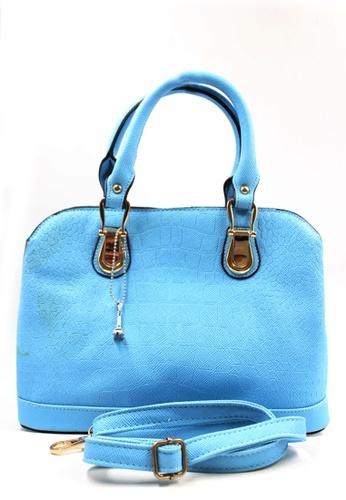Vintage Paris blue Sydney Shoulder Bag VI567AC99ZKQPH_1