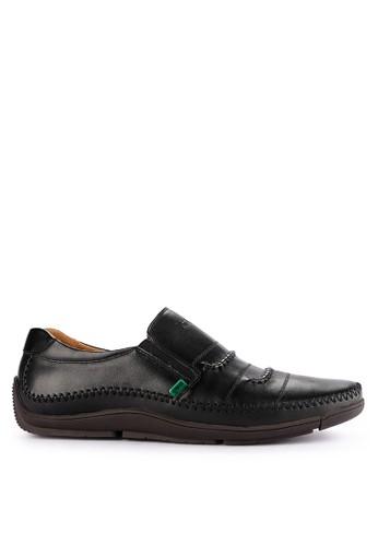 Kickers black Kickers Mens Shoes Kcm 2912 DAC46SH3A7838DGS_1