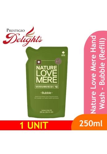 Prestigio Delights black Nature Love Mere Hand Wash - Bubble (Refill) 250ml 4F980BE2A6A18FGS_1