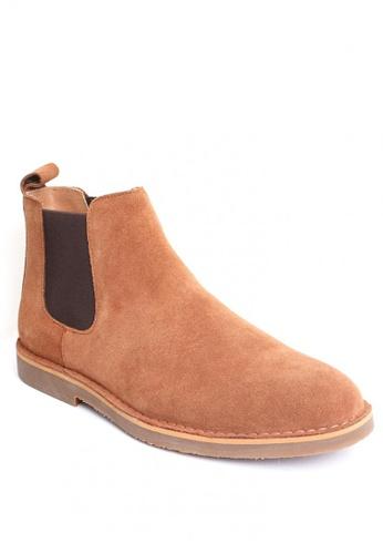 East Rock brown Britton Formal Boots 39249SH7141F2DGS_1