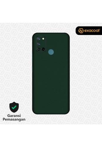 Exacoat Realme 7i 3M Skins True Colors - Emerald Green 30F15ES70A5E92GS_1