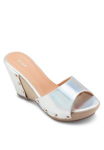 厚底楔型涼鞋, 女鞋, 尖沙咀 esprit outlet楔形涼鞋