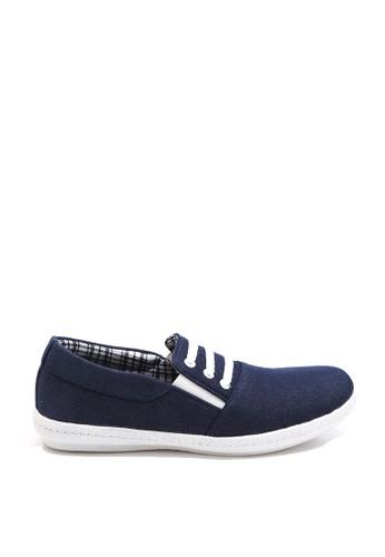 Dr. Kevin navy Dr. Kevin Men Casual Shoes Slip On 13264 - Navy DR982SH72ASHID_1