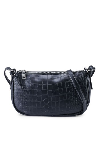 Keddo black Rufaro Chained Bag 50A2DAC0849815GS_1