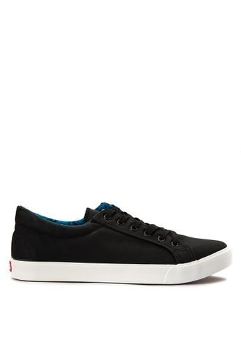 Italianos black Harlan Sneakers IT153SH0KJ24PH_1