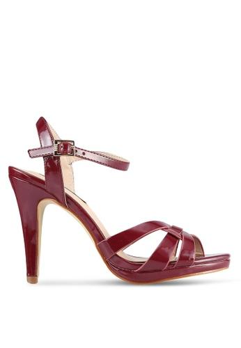 Nose red Platform Heels NO327SH0S6UOMY_1