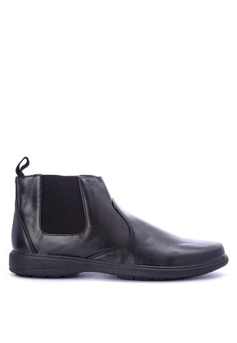 H2Ocean black Belcher Boots 1D850SHE30707AGS_1