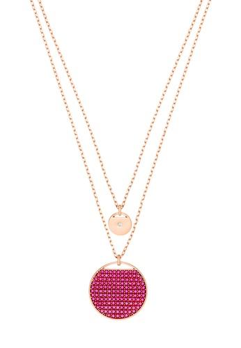 online store 9c972 767ac Buy Swarovski Ginger Pendant Layer Necklace Online on ZALORA