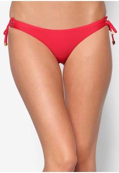Lattice Tie-Up Bikini Bottom