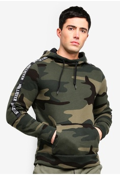 eab15fea602e1 Shop Hollister Hoodies & Sweatshirts for Men Online on ZALORA Philippines