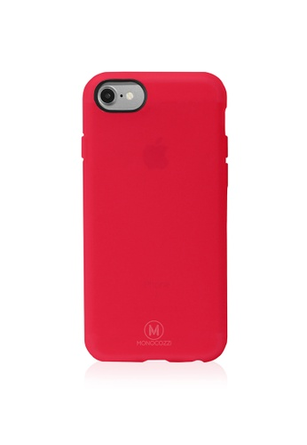 Monocozzi red Lucid Shock Protection Case for iPhone 7 Plus MO983AC99GCYHK_1