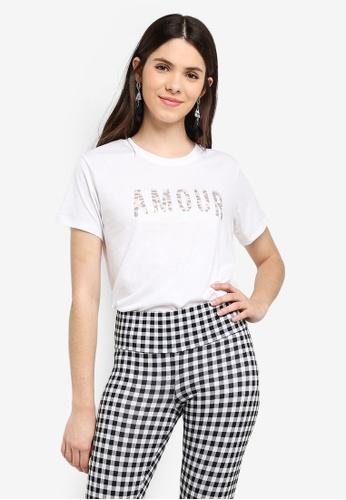 Cotton On white Tbar Fox Graphic T-Shirt E63DCAAD8A02A6GS_1