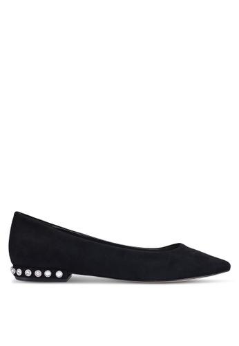 ALDO 黑色 Ocelia Ballerina Flats 654FASHE8CE671GS_1