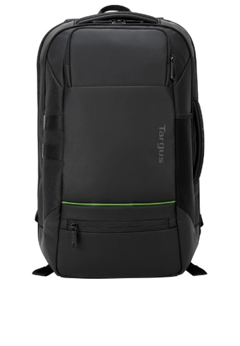 "5d1999dec0c8 Targus 15.6"" Balance EcoSmart Backpack with TSA Checkpoint Friendly"