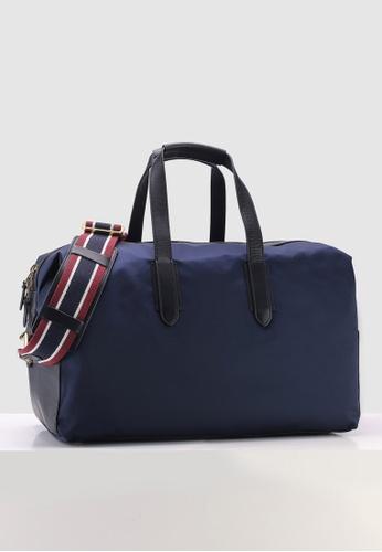 02881762a3d5 J.Crew navy Nylon Weekender Bag C36B6ACB685EBEGS 1